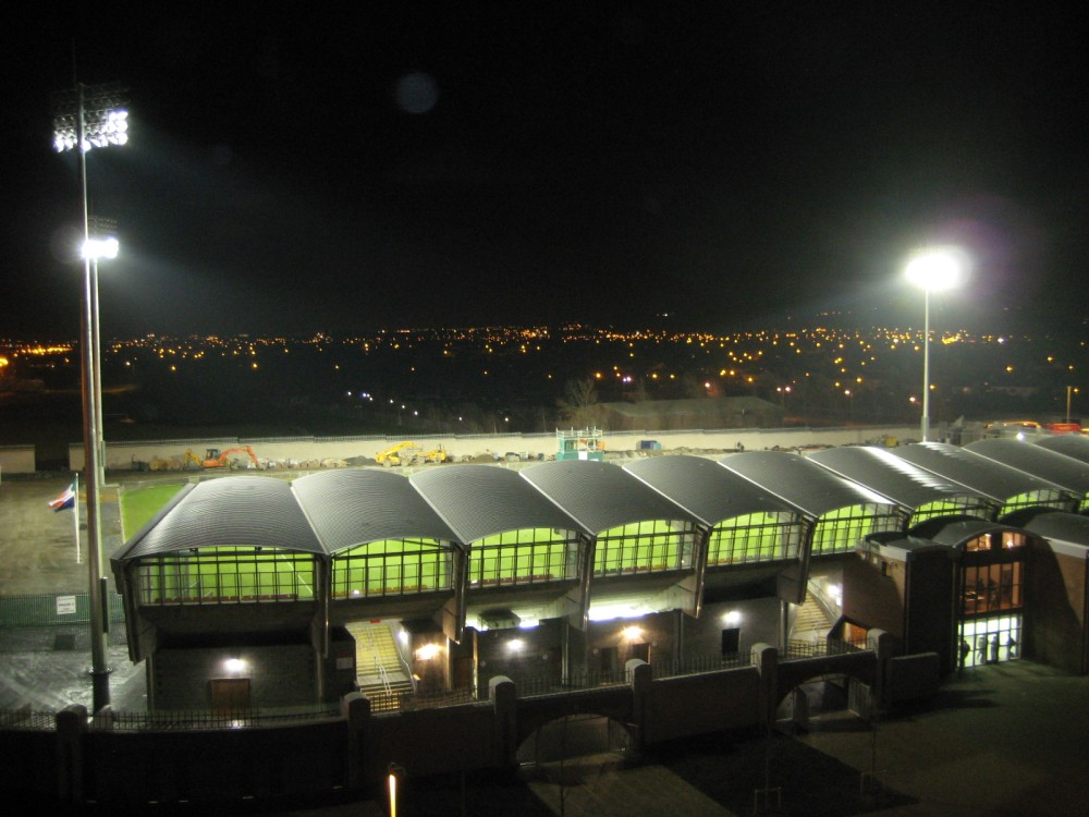 Four Continent Football: Part 4 – Europe (Shamrock Rovers' first game in Tallaght) (5/5)