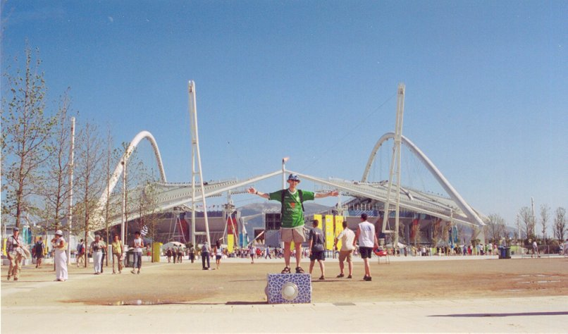 Memories of Athens 2004 (4/6)