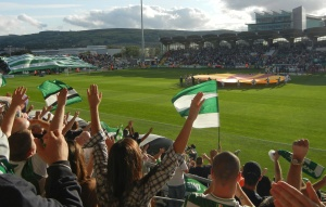 13-1 Europa League football comes to Tallaght MF