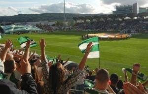 13-1 Europa League football comes to Tallaght MF