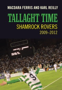 Front cover Tallaght Time